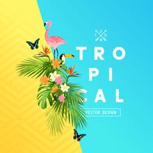 Tropical Rainforest Summer Des...