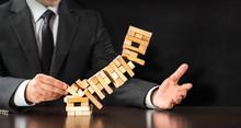 Businessman Fails Building Tow...