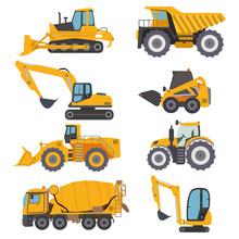 Construction Machinery Vehicle...
