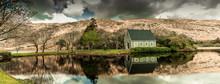 View Of The Gouganebarra Lake ...