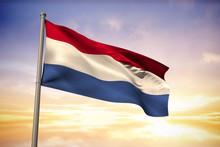 Netherlands National Flag Agai...