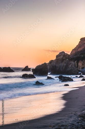 Tuinposter Canarische Eilanden El Matador Beach
