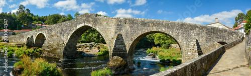 Ponte Maceira, A Ponte Vella, Galicia Mágica, La Coruña, España