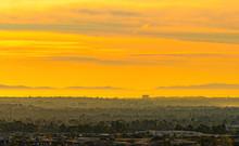 Suburban Orange County Landsca...