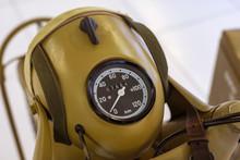 Tachometer In Der Lampe