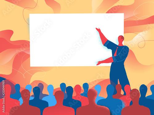 Presentazione coinvolgente