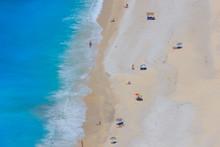 Myrtos Beach, Kefalonia Island...