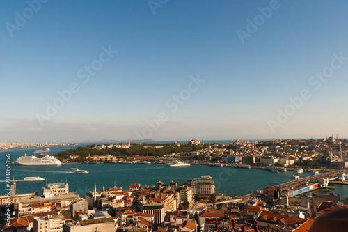 Naples Istanbul view