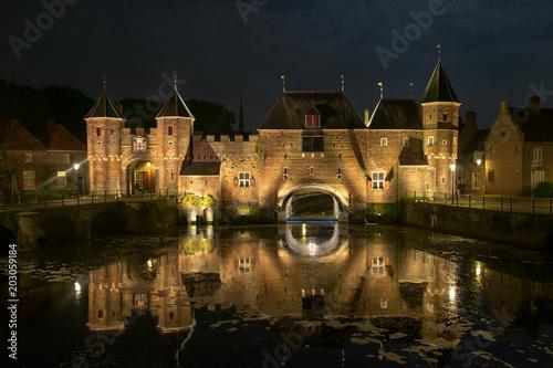 Photo Koppelpoort in Amersfoort (Netherlands)
