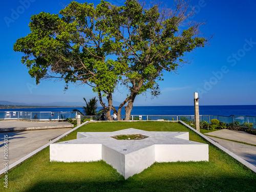 Park of Sosua Playa Alicia Wallpaper Mural