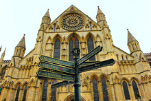 York Minster - Gothic Cathedra...