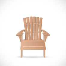 Adirondack Chair Illustration