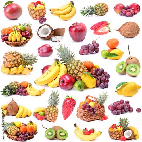 Foto op Aluminium Vruchten Fresh fruit