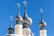 Cupola Of Church Of The Smolen...