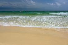 Lazy Beach On The Koh Rong Sam...