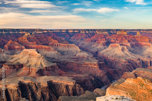 Photo  Grand Canyon Landscape