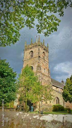 Photo Prestbury Church
