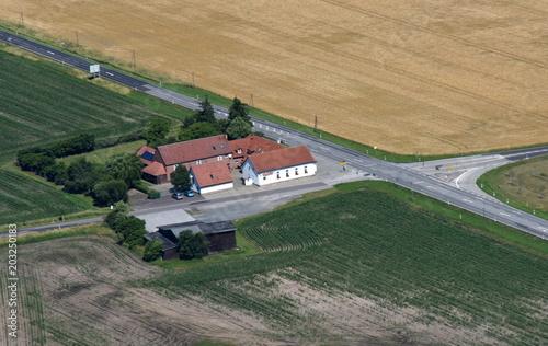 Zdjęcie XXL Kawiarnia 70 na B109 między Ferdinandshof i Ducherow