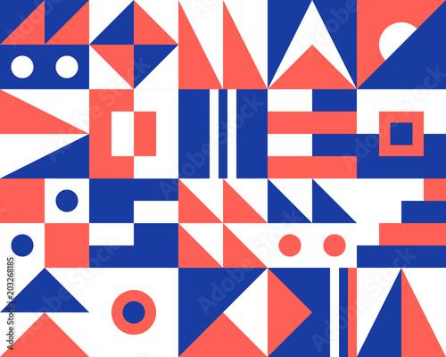 bauhaus-geometric-vector-squares-background