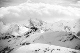 Bedeckter Berg - 203293567