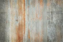 Old Zinc Texture Background, R...