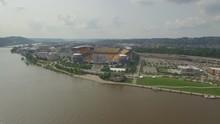 Aerial View Of Heinz Field, Pi...