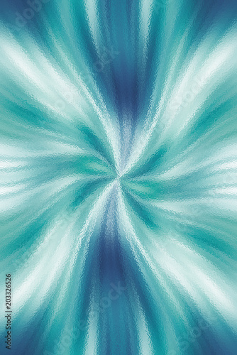 Blue Abstract Glass Texture Background Or Wallpaper Design