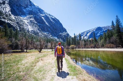 Fotografía  Early spring in Yosemite
