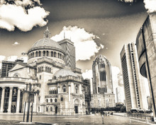 Boston Christian Science Plaza...