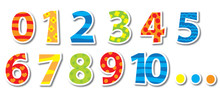Set Of Nice Colorful Numbers 0...