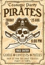 Pirates Invitation To Costume ...