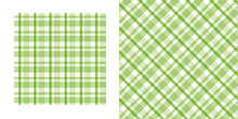 Checkered Seamless Vector Pattern.