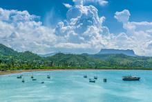Bay Of Baracoa With El Yunque ...