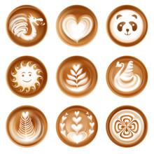 Latte Art Set