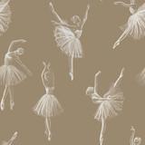 Bezszwowa balerina - 203437920