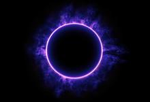 Purple Fire Ring
