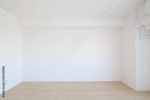 Fotografie, Obraz  室内の白い壁