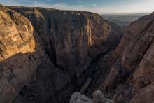 Mariscal Canyon In Big Bend Na...