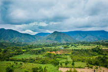 Landscape Of The Countryside A...
