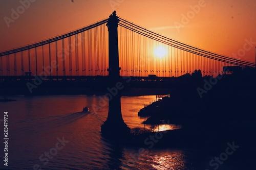 Photo  A Brooklyn Sunrise