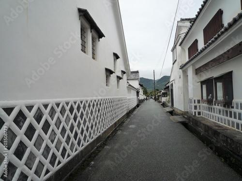 Valokuva  萩 ナマコ壁
