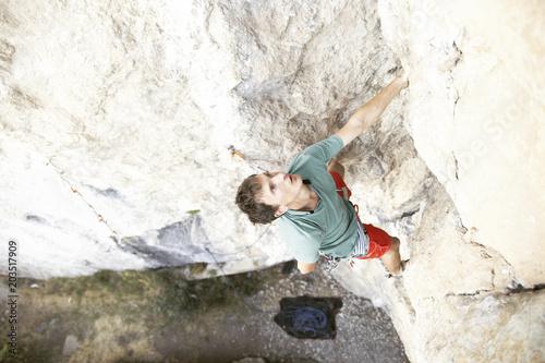 Poster Rock-climbing in Turkey