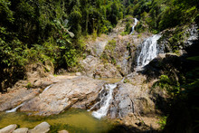 Huai To Waterfall In Krabi
