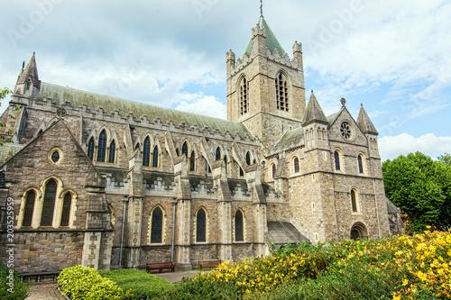 Zdjęcie XXL Podróżuj po Irlandii. Dublin, Christ Church Cathedral