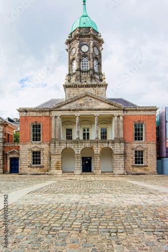 Zdjęcie XXL Podróżuj po Irlandii. Dublin, Castle