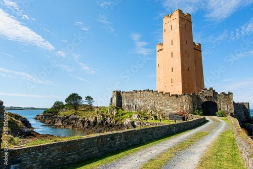 Papiers peints Lieu d Europe Landscapes of Ireland. Kilcoe Castle