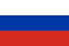 National Flag Of Russia Tricol...