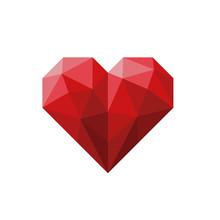 Polygon Herz