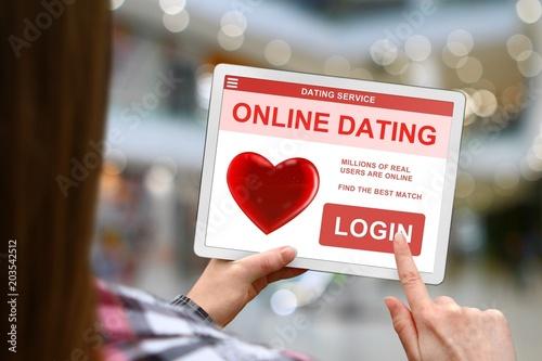 Farer av online dating