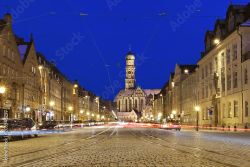 Photo Augsburg  Perlachturm